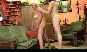 grannies xxx videoer